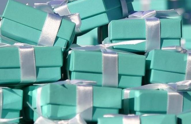 Feeling Blue? Tiffany Blue that is?