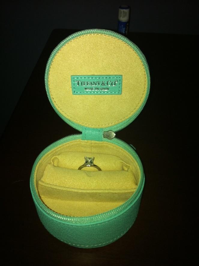 Proper Ring Etiquette?!