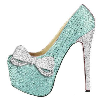 Tiffany Box for my Feet!
