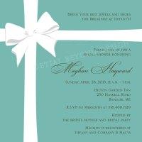 Bridal Shower Invites have been sent