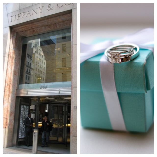 NYC Bound Tomorrow! First Stop? Tiffany and Company