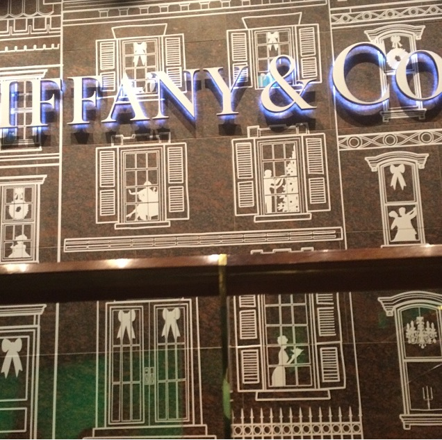 Boston Tiffany and Company has my Heart!