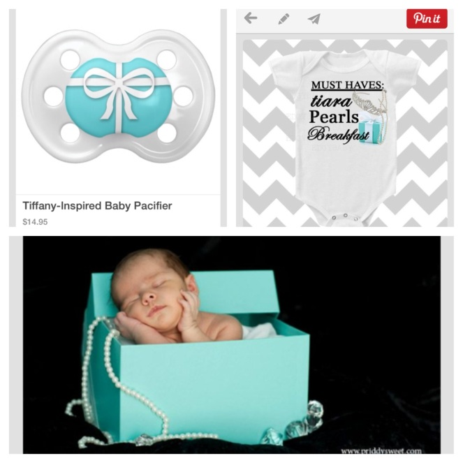 A Place for Babies in the Tiffany and Company World