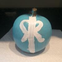 The Tiffany Blue Pumpkin Serves a Bigger Purpose than looking cute: Teal Pumpkin Project