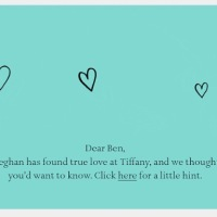 Tell Him or Her You Love Them With a Tiffany Box