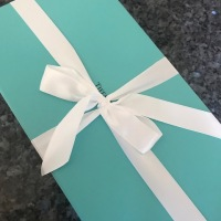 My First Mother's Day Saw Some Tiffany Blue