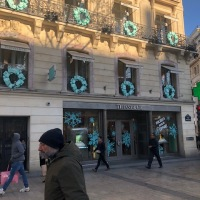 My European Tiffany & Co. Visits